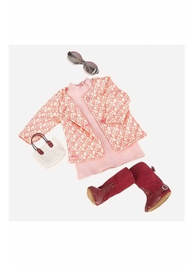 Our Generation Our Generation Elbise & Ceket Oyuncak Bebek Kıyafeti Renkli